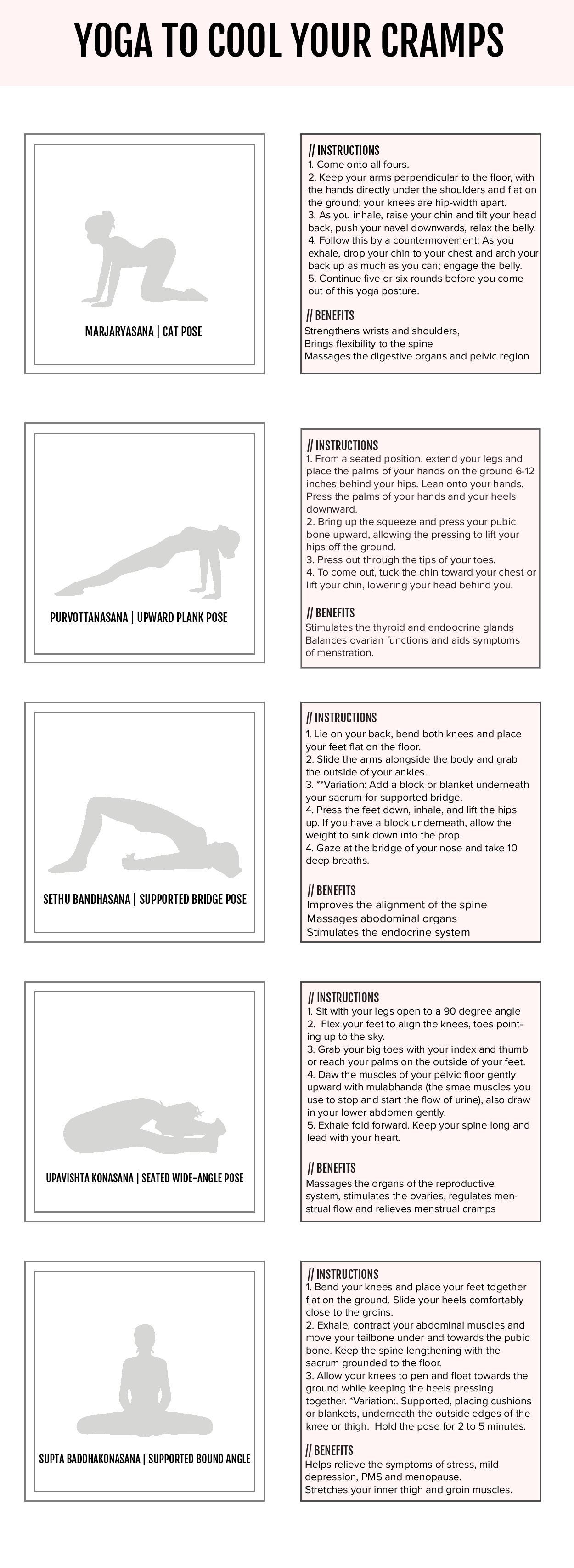 Yoga Cramps