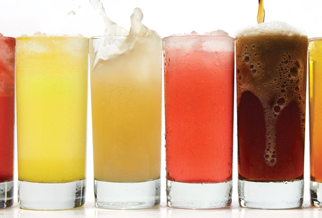 Drinks to avoid on your period