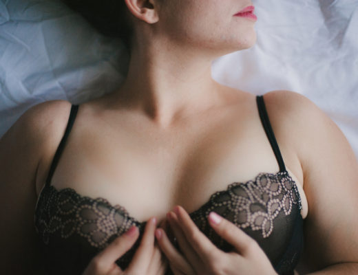 Period boobs